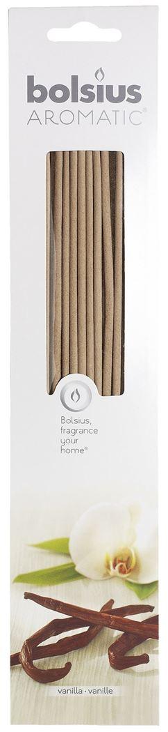 bolsius geursticks vanilla (20sts)
