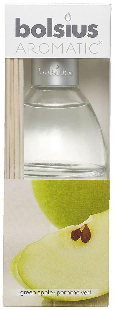 bolsius geurdiffuser green apple