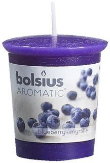 bolsius geurvotive vierkant blueberry