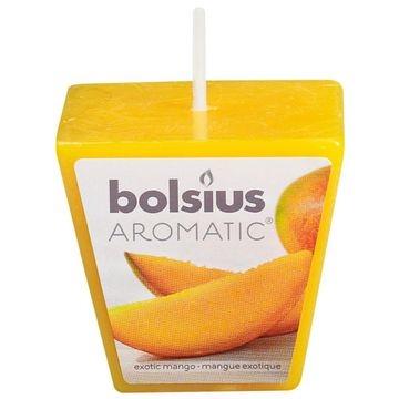 bolsius geurvotive vierkant exotic mango