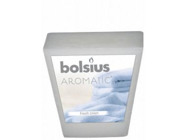 bolsius geurvotive vierkant fresh linen