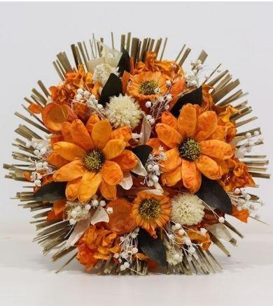 bouquet bp orange large