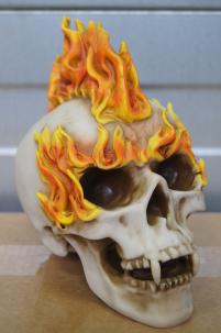 bp doodshoofd vlammen