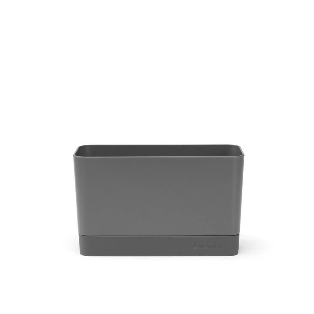 brabantia aanrechtbakje dark grey
