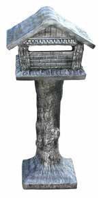 brievenbus beton model 87