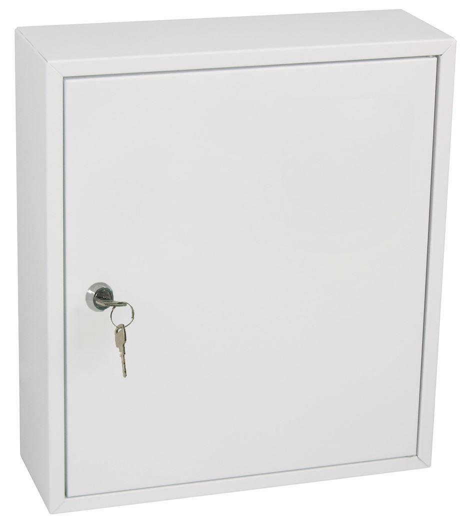 brievenbus deurmodel wit