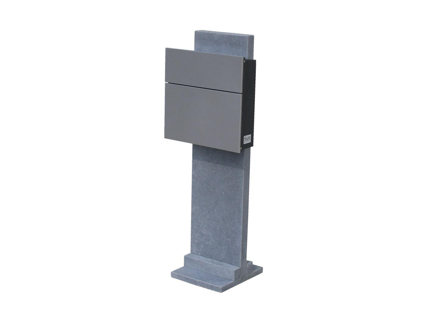 brievenbus karlstad stainless steel
