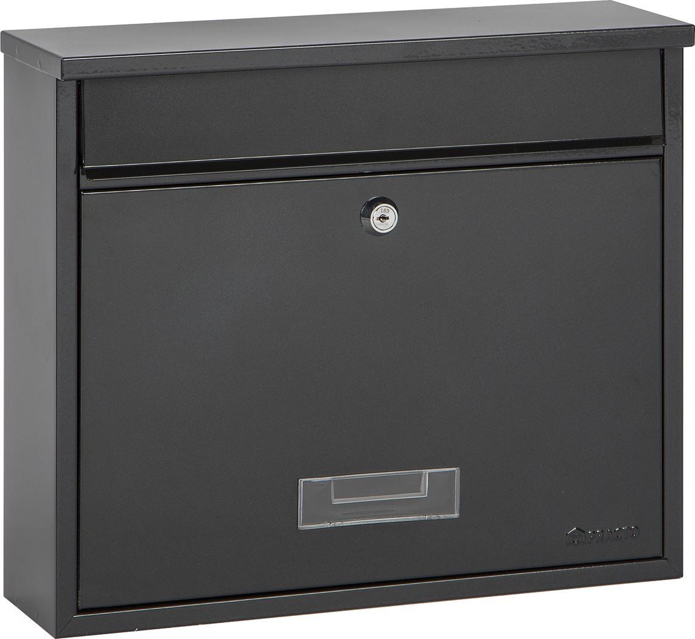 brievenbus oxford zwart
