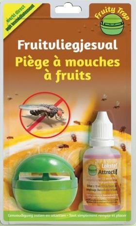 bsi fruity trap - fruitvliegjesval