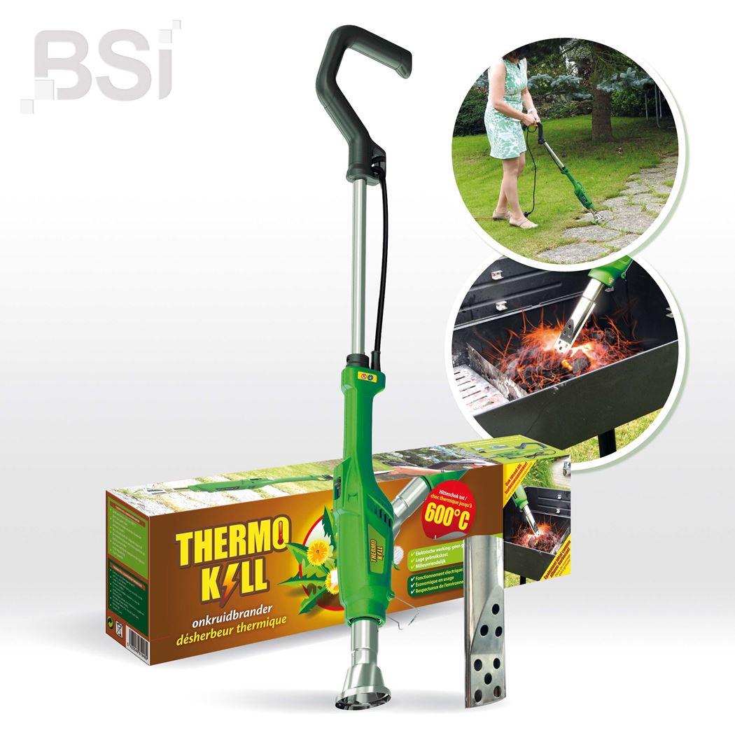 bsi thermo kill - elektrische thermische onkruidbrander