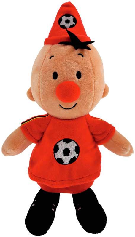 bumba : bumba knuffel voetballer belgië