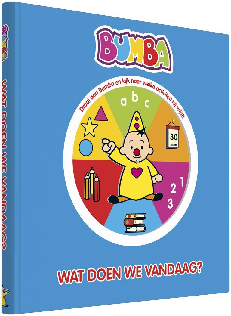 bumba interactief leesboek 'wat lezen we vandaag?'