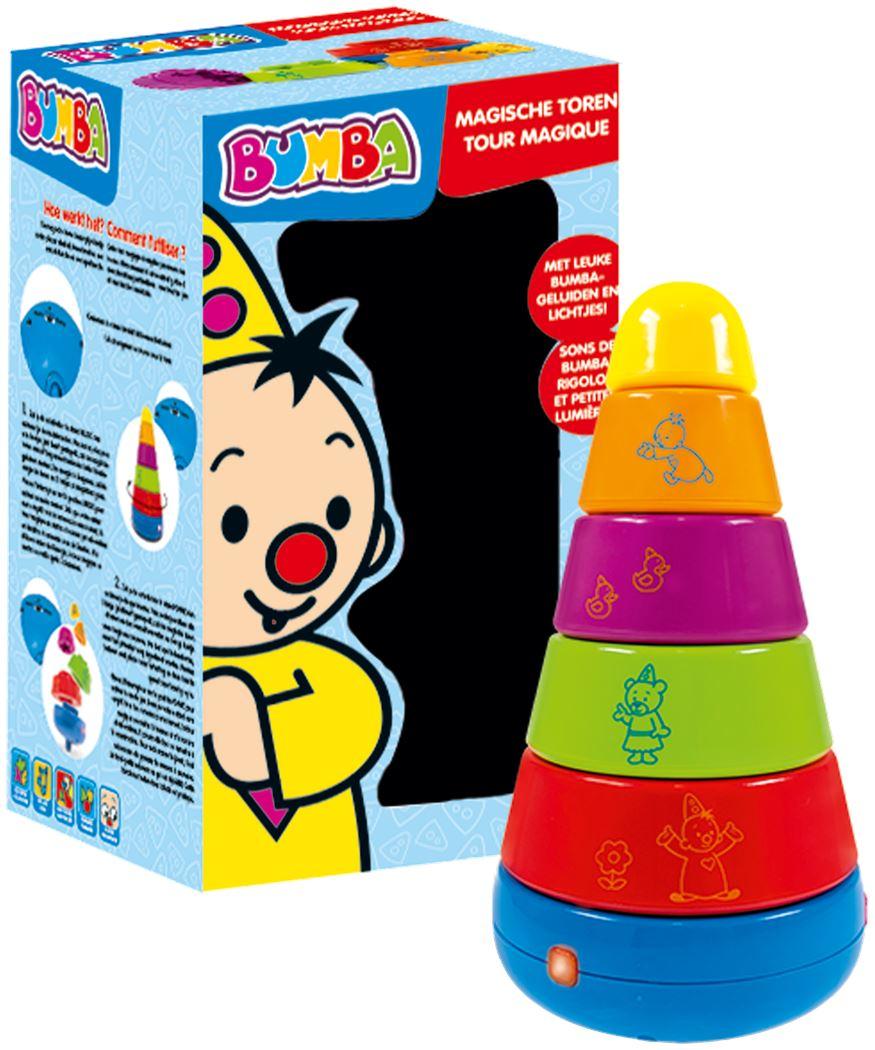 bumba magische toren - met geluidjes en lichtjes