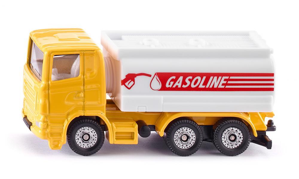 camion pétrolier