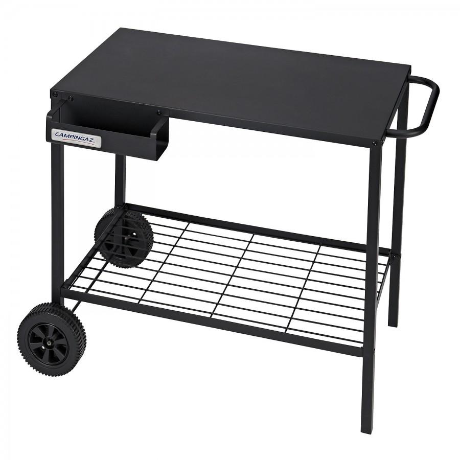 campingaz bbq accessory plancha trolley