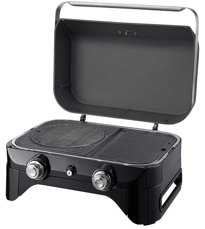 campingaz gasbarbecue attitude 2100 lx (blk) (int)