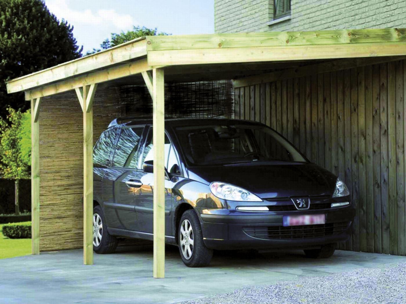 carport voor aanbouw köln