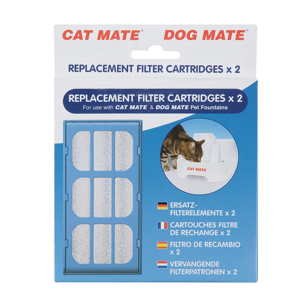 cat mate vervangfilter (2sts)