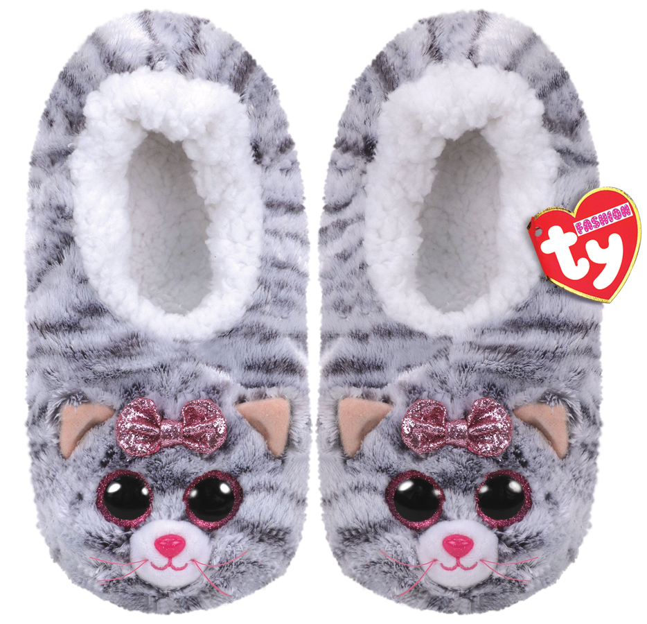chaussons small taille 30 - kiki le chat