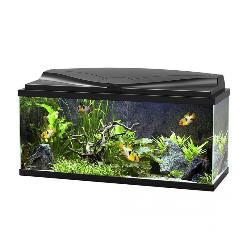 ciano aquarium 80 led cf80 zwart