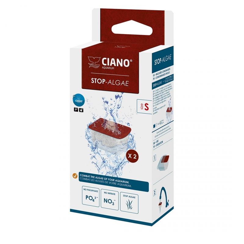 ciano stop-algae small rood (2sts)