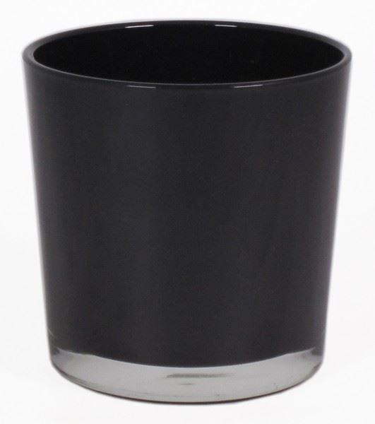 cilinder zwart