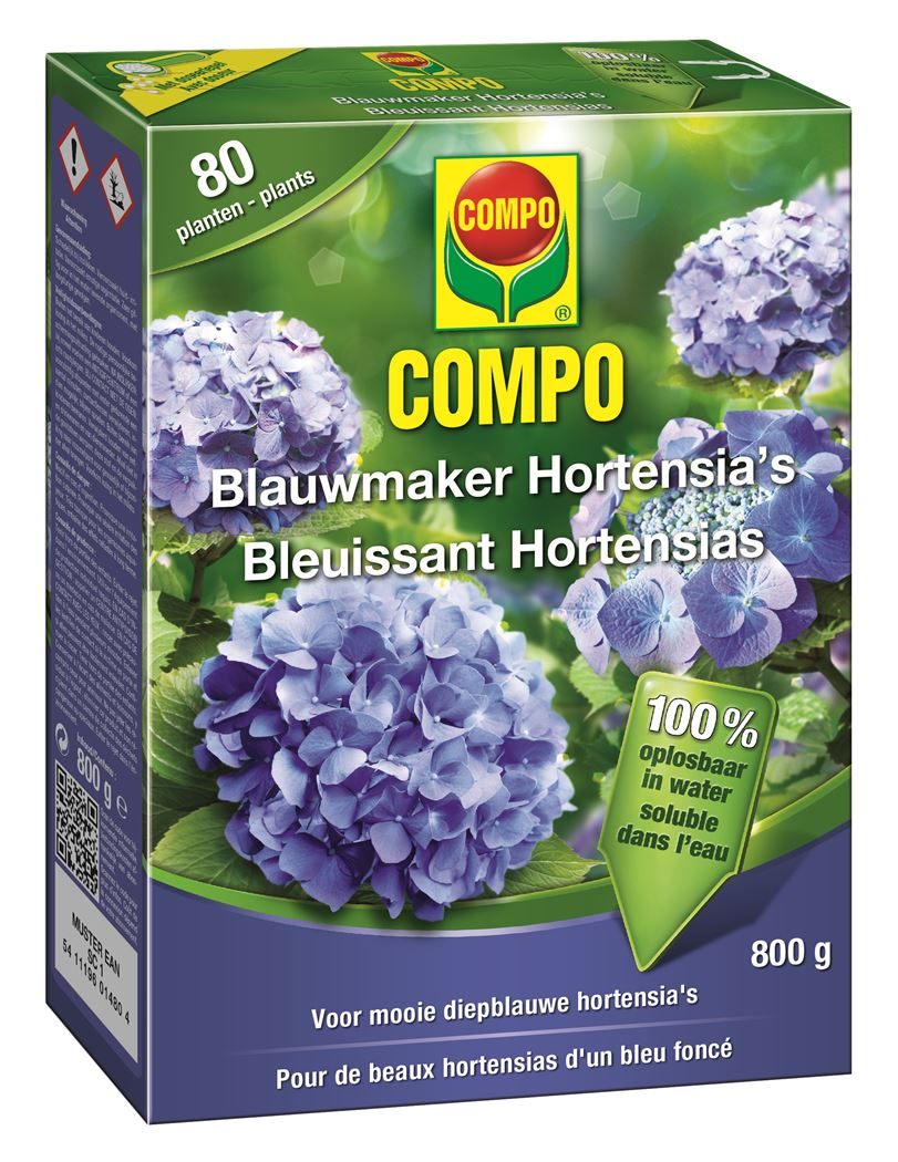 compo blauwmaker hortensia's