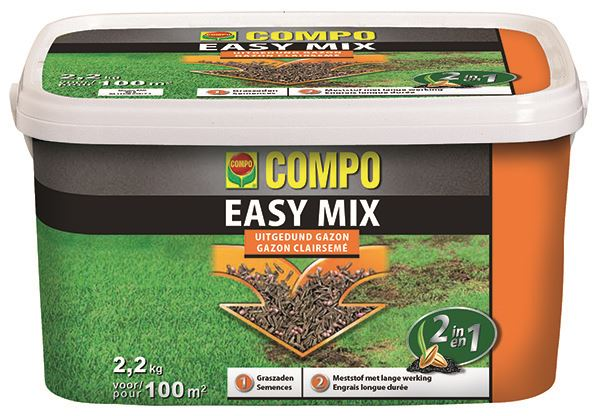 compo easy mix 2in1