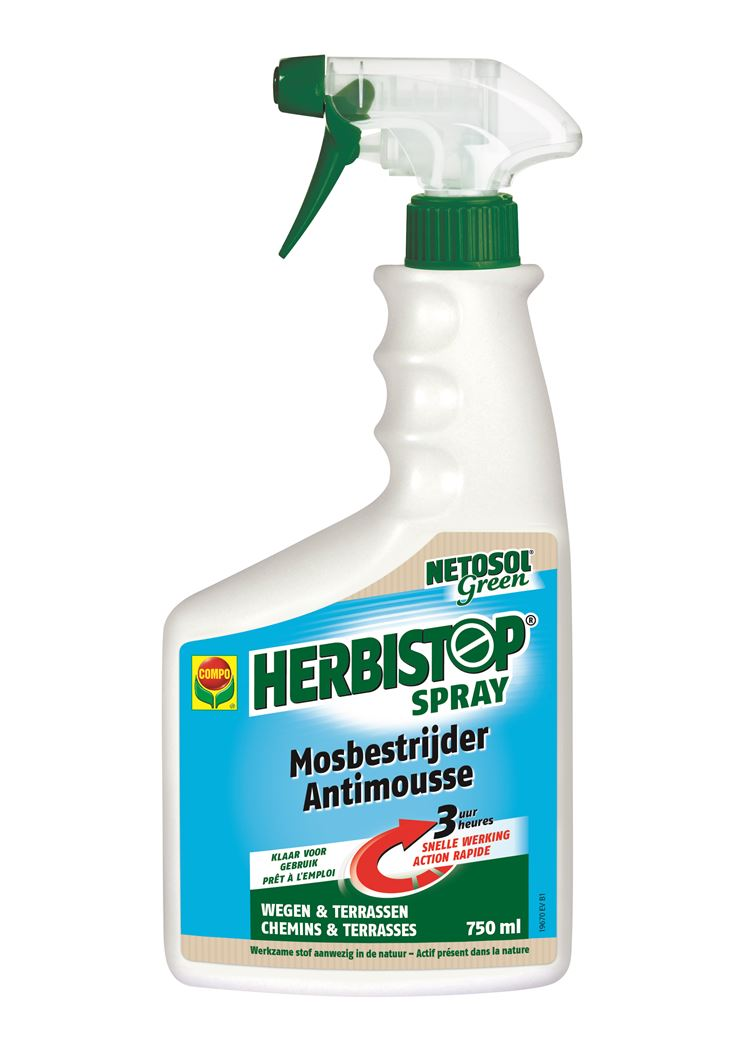 compo herbistop spray mos