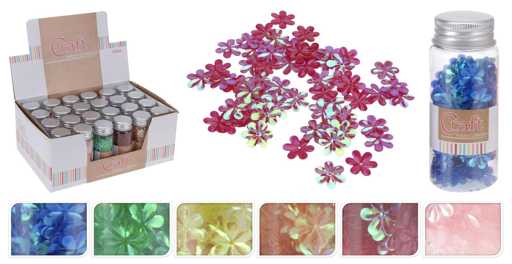 confetti glitter in decofles