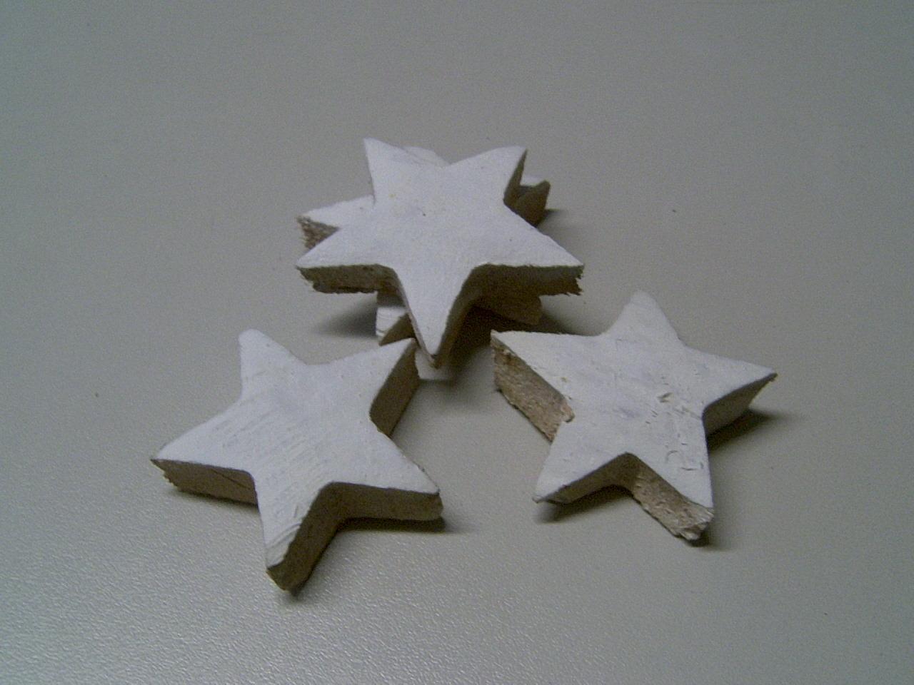 cp cocosnoot sterren wit
