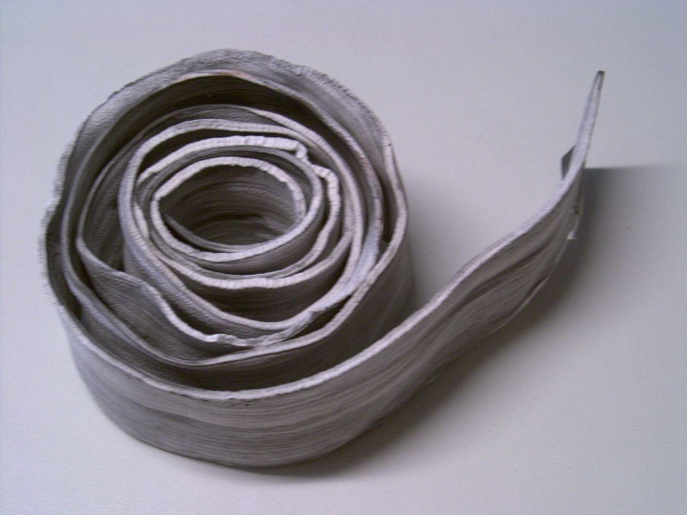 cp foam roll grijs
