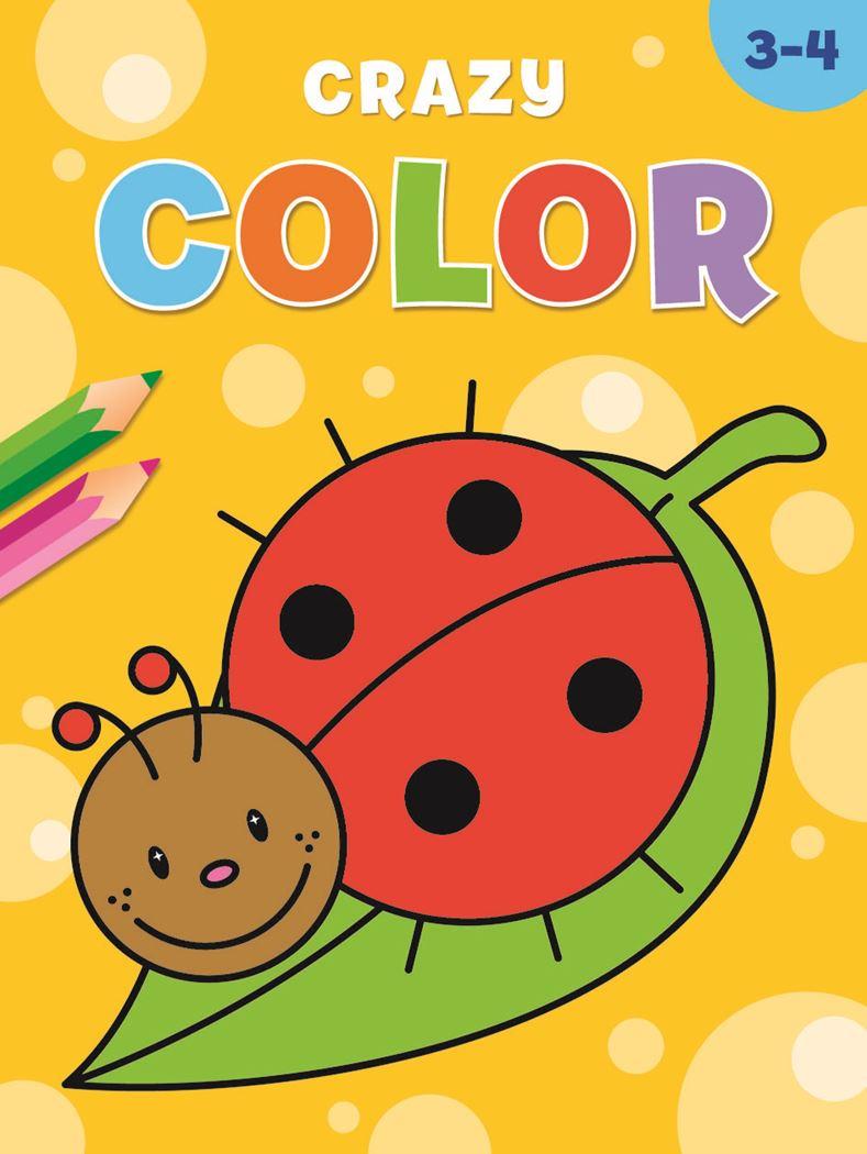 crazy color (3-4 j.)