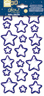 crearreda star glow in the dark foam wall decors