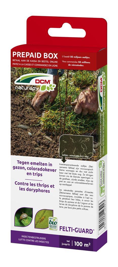 dcm naturapy® felti-guard - aaltjes tegen emelten, trips en coloradokever (prepaid box)