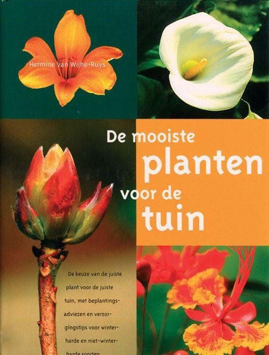de mooiste planten voor de tuin