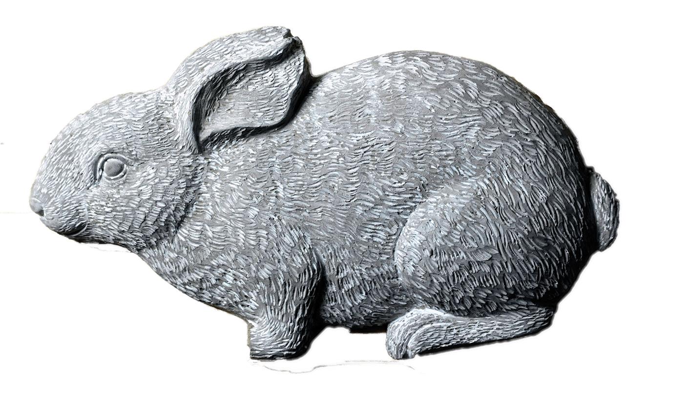deko wallhanger rabbit