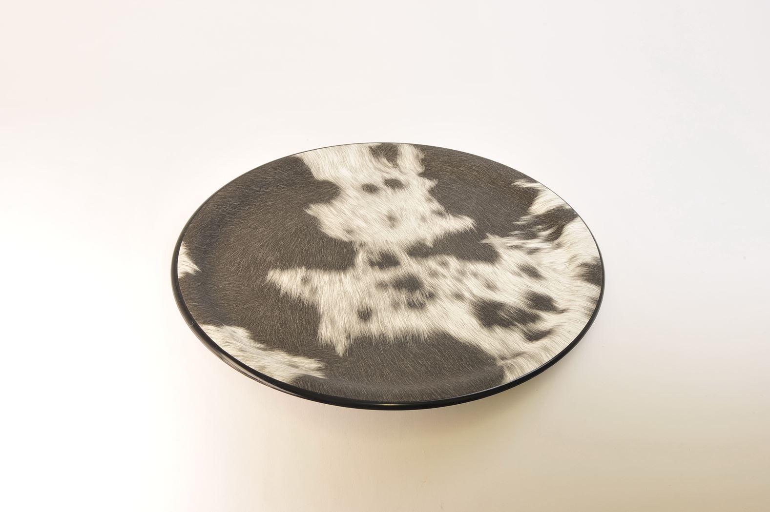 platex dienblad cow rond
