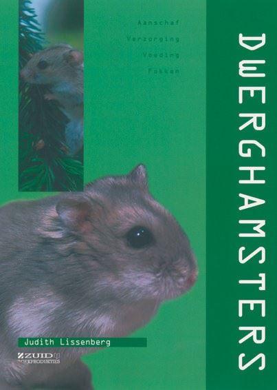 dierenverzorging: dwerghamsters