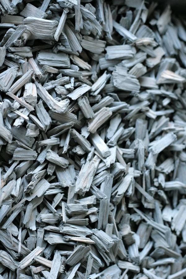 dipro decor houtsnippers licht grijs