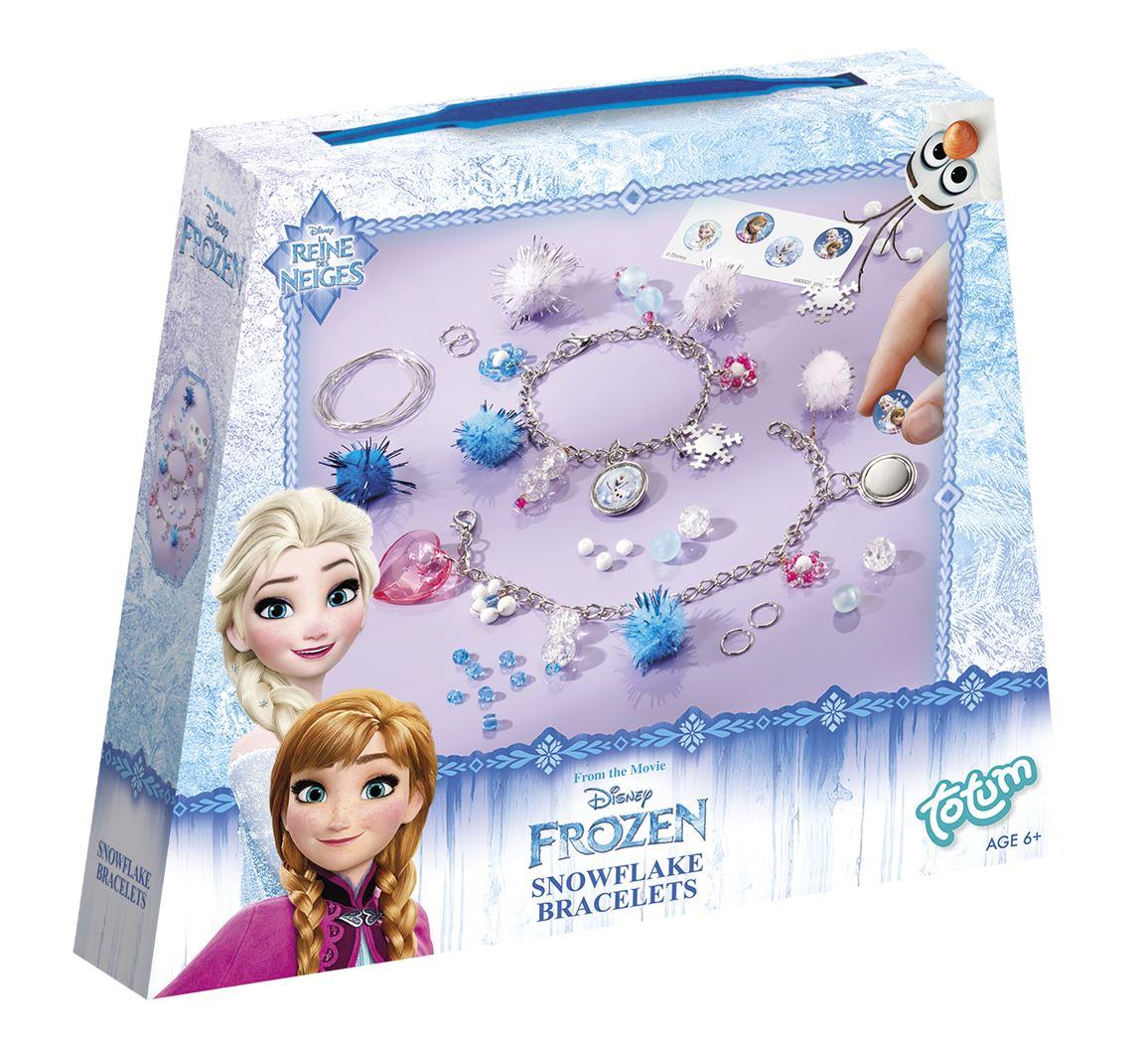 disney frozen snowflake bracelets