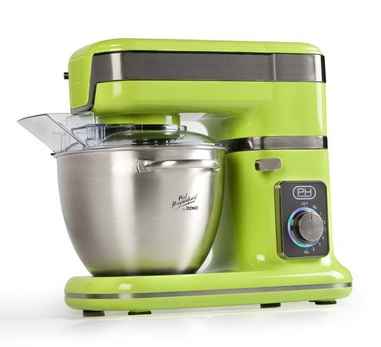 domo keukenrobot groen (p.h.)