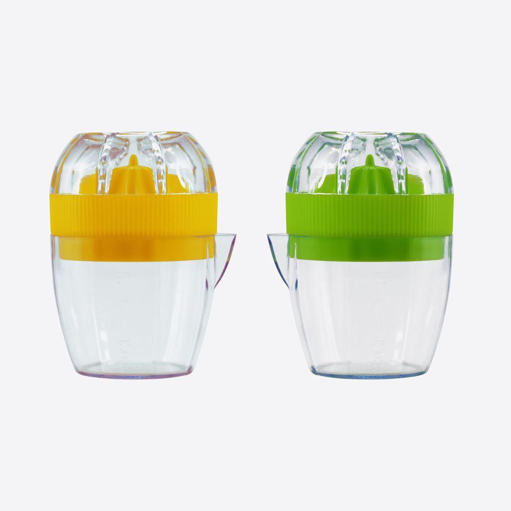 dotz mini citruspers geel/groen (2ass.)