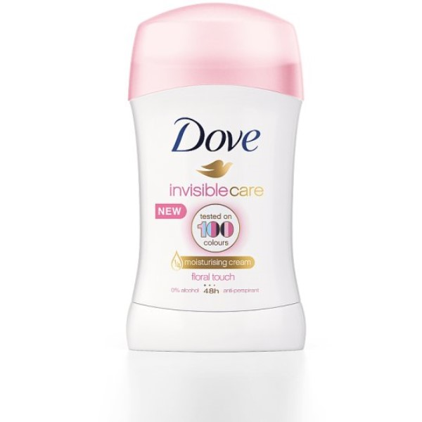 dove stick invisible care