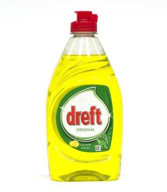 dreft afwasmiddel citroen