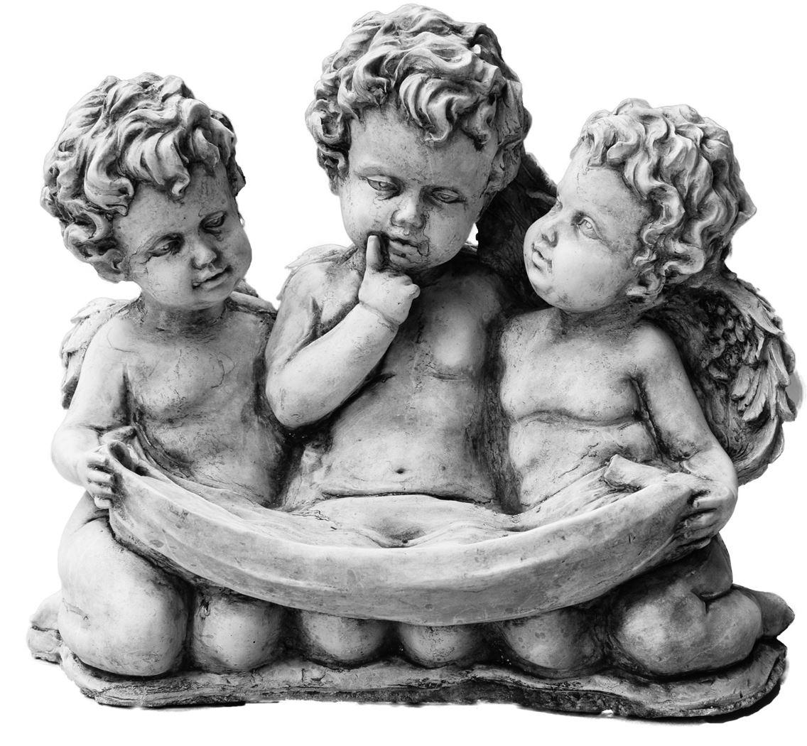 dbg drinkschaal engelen
