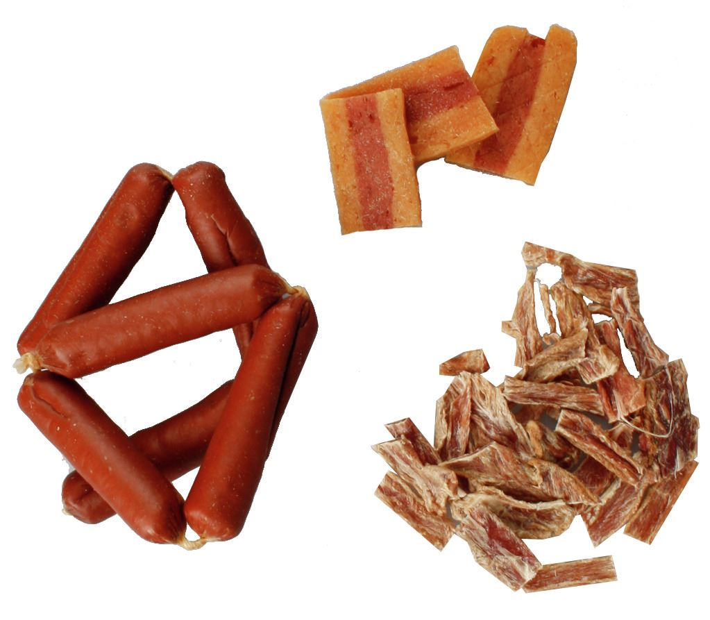 duck snack - snack mix