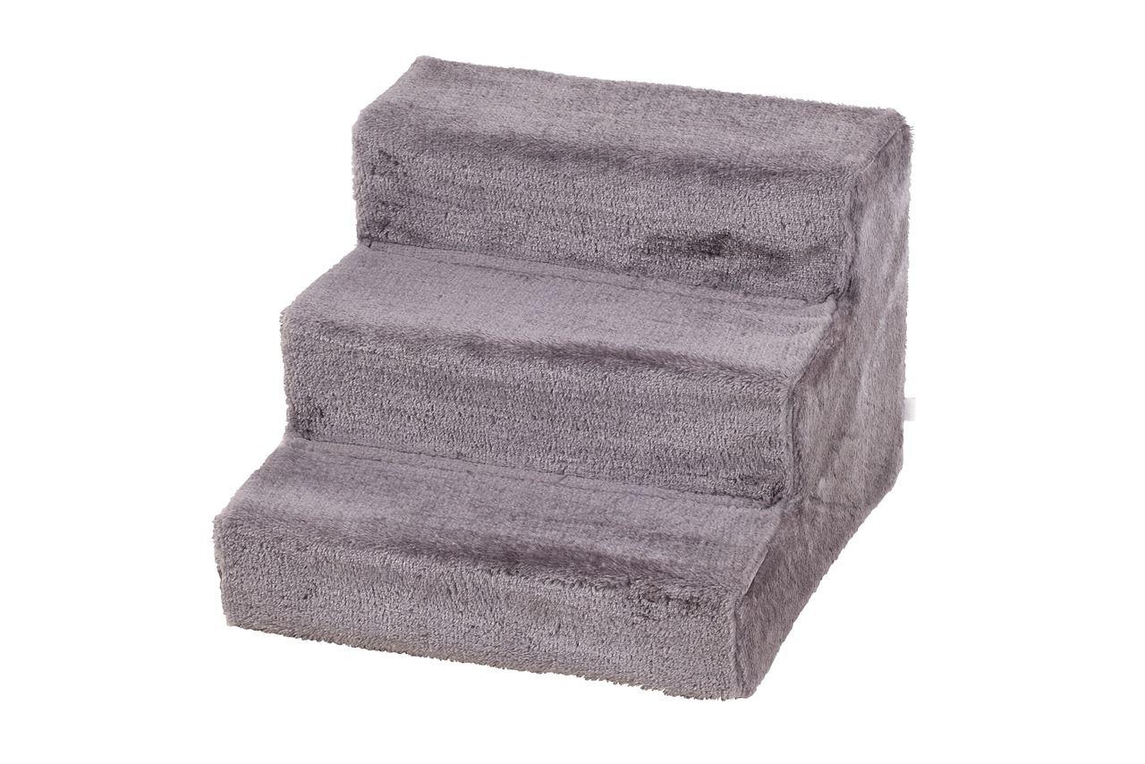 easy step hondentrap grijs