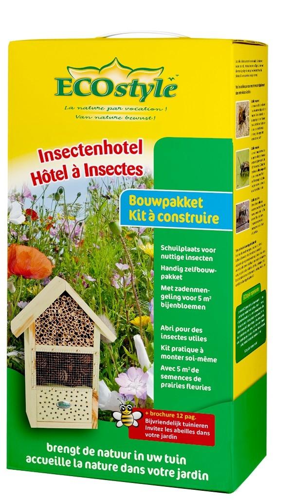 ecostyle insectenhotel bouwpakket