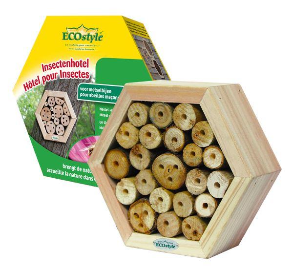 ecostyle insectenhotel metselbijen